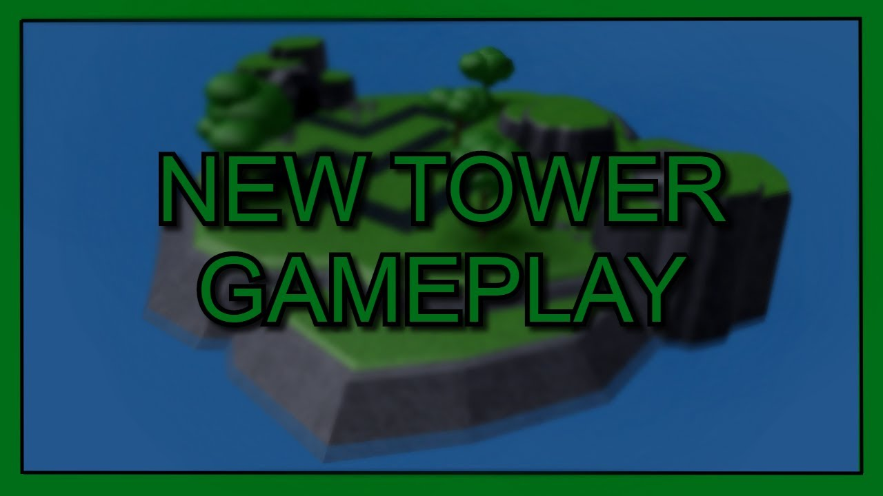 NEW PURSUIT TOWER | ROBLOX Tower Defense Simulator