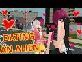 [School Girls Simulator] DATE WITH A GLITCHED ALIEN DONE RIGHT