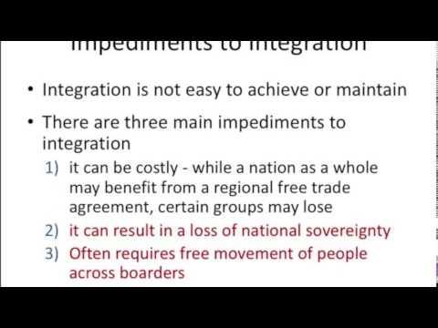 3 2 regional integration
