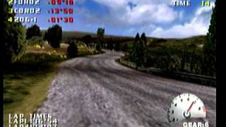 Test Drive V-Rally 2 Pro Edition Dreamcast