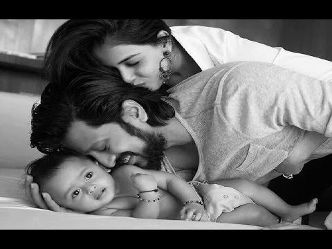 Riteish Deshmukh And Genelia D'Souza Baby 'Riaan' - YouTube
