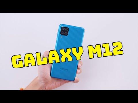 Trải nghiệm Samsung Galaxy M12, giá chỉ 3,5 triêu mà có tất cả những thứ này?????