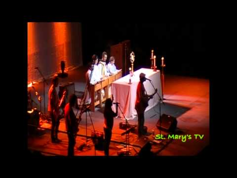 Steubenville East-Eucharistic Adoration