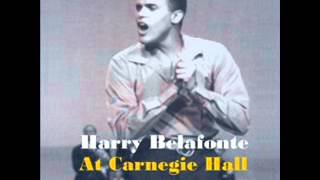 Harry Belafonte At Carnegie Hall ~ All My Trials ~ April 19th, 1959