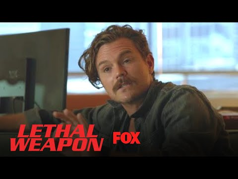 Martin Asks Maureen To Prescribe Him Something To Help Him Sleep | Season 2 Ep. 7 | LETHAL WEAPON