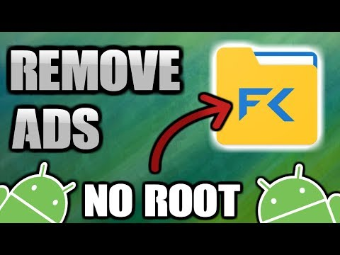 How To Remove Ads From File Commander [NO ROOT]