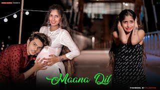 Maana Dil Da Hai Mera Hai Kasoor | Sad Love Story | B Praak | Pregnant Sad Love Story | Maahi Queen