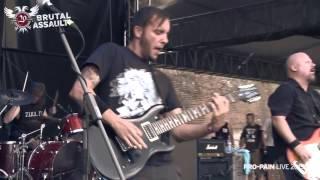 Brutal Assault 20 - Pro-Pain (live) 2015