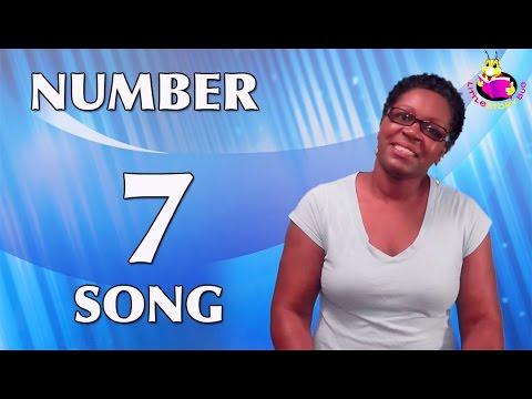 Number 7 Song - LittleStoryBug