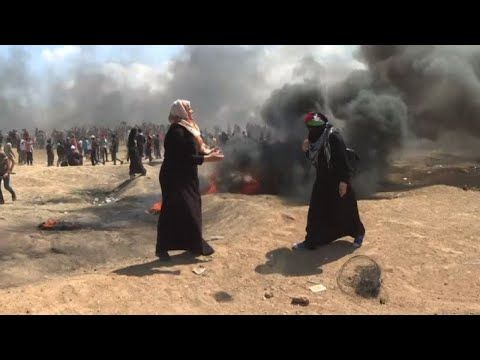 Ambasciata Usa: Israele Trionfa, Uccisi Almeno 35 Palestinesi