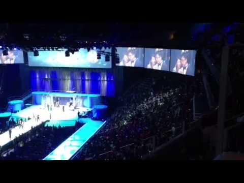 blue diamond recognition -usa global convention 2013