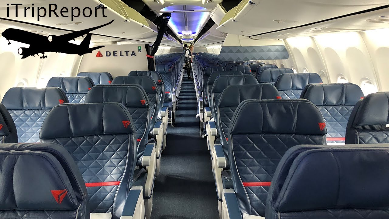 Delta Air Lines 737 900er First Class