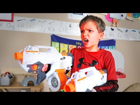 [Nerf Battle]  The Temper (Twin Toys)