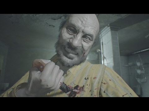 Resident Evil 7 Clancy's Story (Tapes, Banned Footage Vol 1, Vol 2)