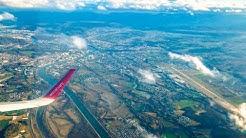 Flight Basel-Skopje Airbus A320