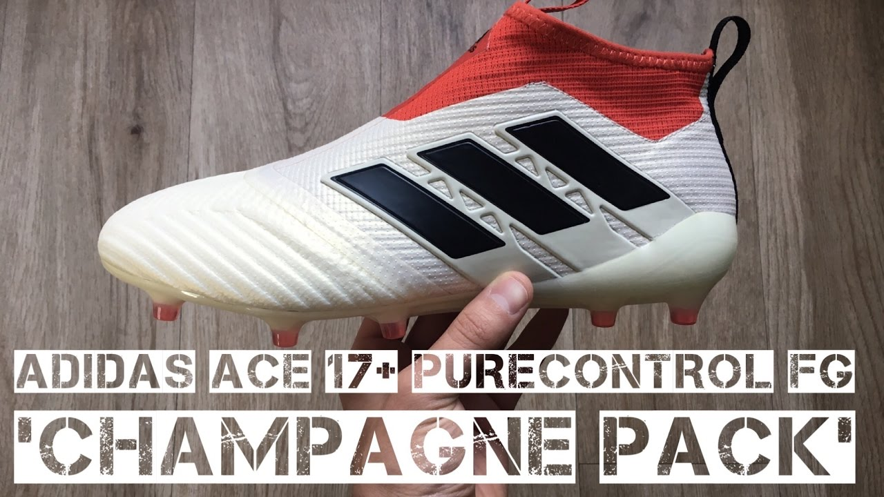 1fc061367686 Adidas ACE 17+ PURECONTROL BOOST  Champagne Pack