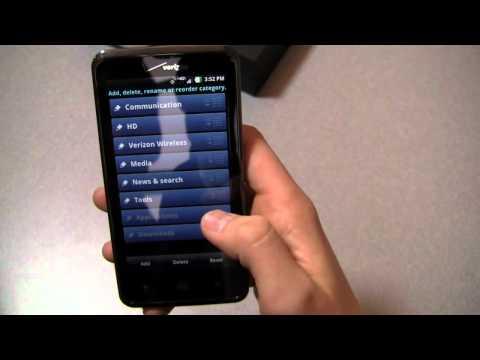 Verizon LG Spectrum Unboxing