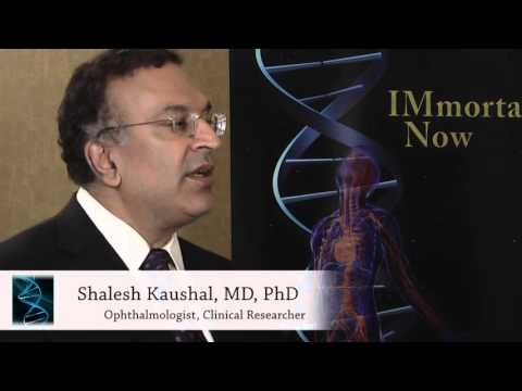 Immortality Now episode 14 - Stem Cell Research and Therapies