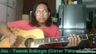 Download Lagu Jaz - Teman Bahagia ( Cover tutorial chord Gitar) Mp3