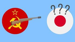 почему СССР напал на Японию?