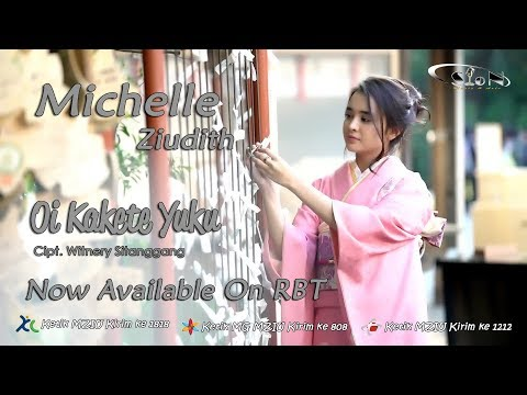 Michelle Ziudith - Oi Kakete Yuku (Official Video Clip) Acoustic Version