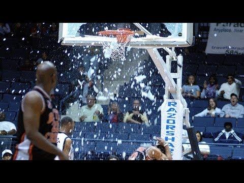 6 NBA Players That Broke The Rim