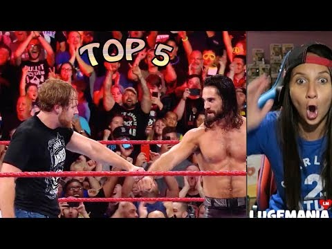 My Top 5 Reactions of the Week August 19