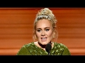 Adele Wins Song Of The Year For