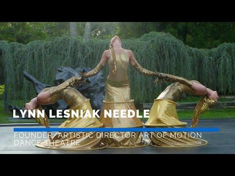 Lynn Lesniak Needle – Founder/Artistic Director Art of Motion Dance Theatre
