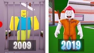 ROBLOX 2009 BIS 2019!