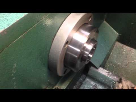 12x36 lathe with VFD