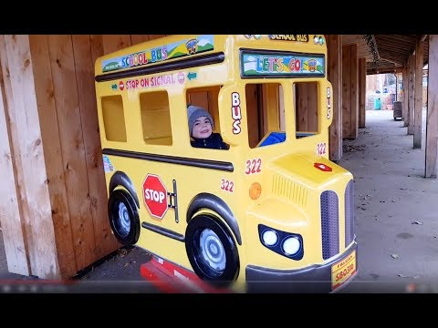 Wheels on the Bus Song/Nursery Rhymes/ Big Yellow Bus / Videos For Kids