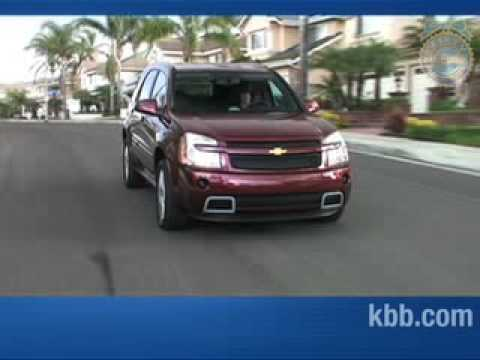 2008 Chevrolet Equinox Review - Kelley Blue Book