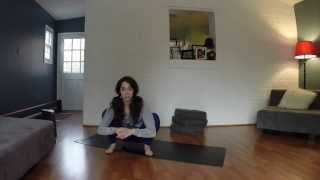 7 minutes with Sima: Yoga for Runners