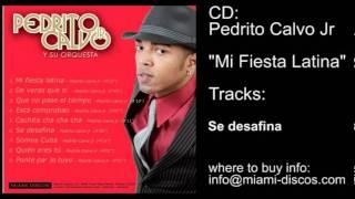 Pedrito Calvo Jr Mi Fiesta Latina nuevo CD - new CD - Last CD - listen - play.