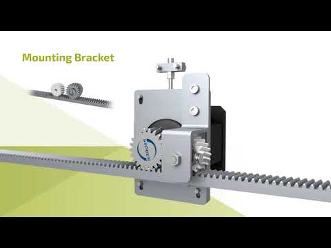 STOBER Rack and Pinion Overview