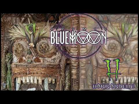 Cosmic BlueMoon - Ritualism Dj Set - Atman Festival 2017 Darkpsy Forest