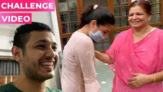 I Pranked her during the Challenge... | Prateek Rathee