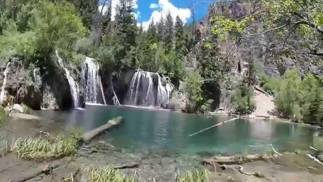 Gopro Hanging Lake Glenwood Springs Colorado Youtube
