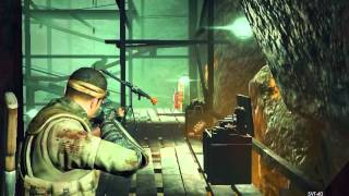 Zombie army trilogy final mission sniper elite difficulty
