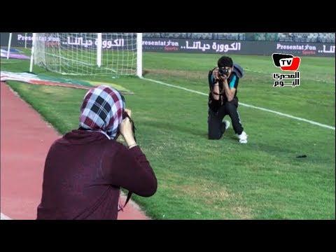 أصغر مصور صحفي من ذوي الإحتياجات: «مرتضى منصور سبب تواجدي في مباريات الزمالك»  - 05:21-2018 / 3 / 15