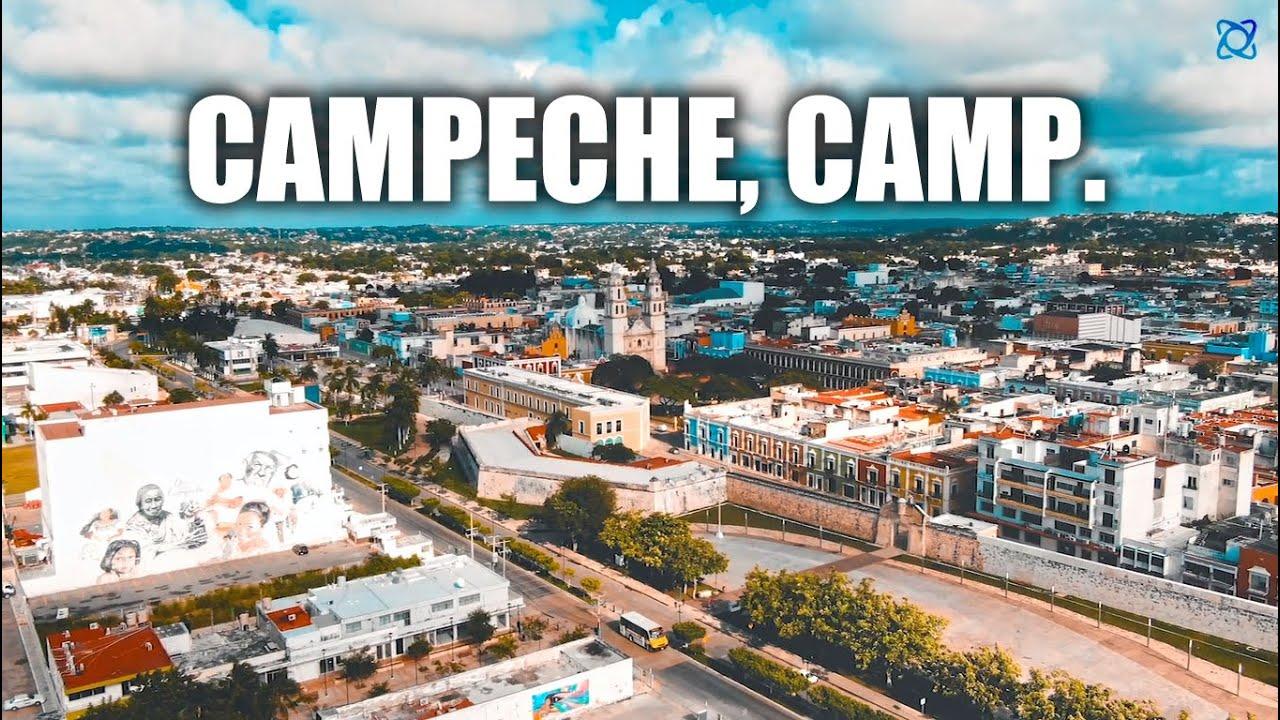 Download Campeche 2020 | La Ciudad Amurallada