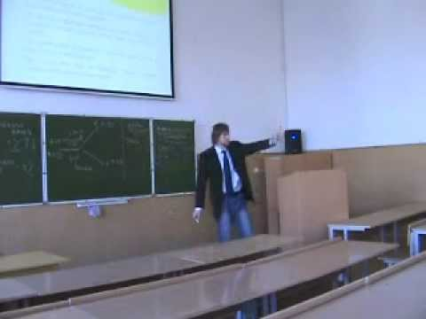 International Financial Markets (for non-Financial degree students), lecture by D.Prisicar