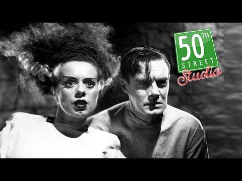 Download Bride of Frankenstein (1935) plus Betty Boop & Grampy
