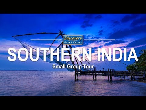 Discovery Tour of Southern India - YouTube