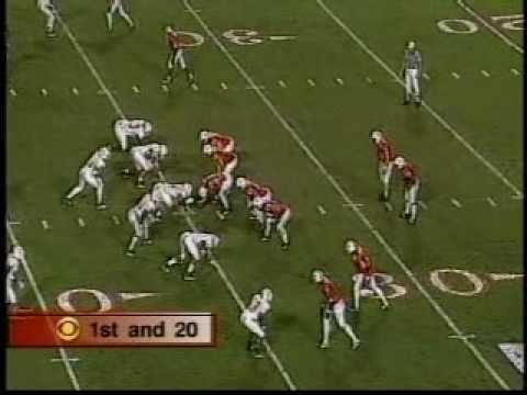 1997 Orange Bowl #2 Nebraska vs #3 Tennessee Part 1 of 2