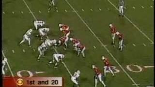 1997 Orange Bowl #2 Nebraska vs #3 Tennessee Part 1 of 2