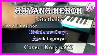 Download GOYANG HEBOH - Nita Thalia -  Karaoke Dangdut Korg Pa3X