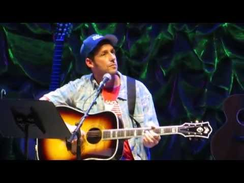 "Acoustic-4-A-Cure 2015 ""Dream On"" cover by Adam Sandler and friends"