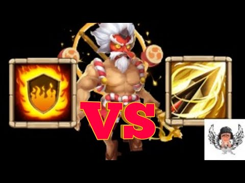 Storm Eater Talent Test | FG Vs ZD | Which Is Better?  [CASTLE CLASH]